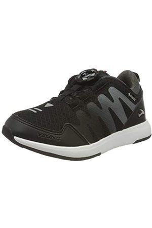 Viking Unisex-Kinder Bislett 2.0 Boa GTX Sneaker, (Black/Charcoal 277)
