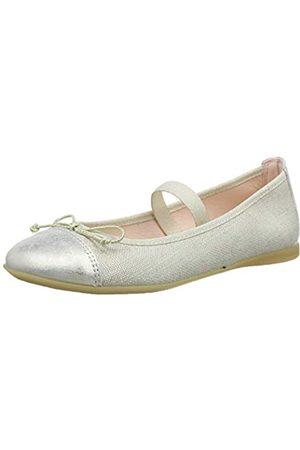 Pablosky Mädchen Geschlossene Ballerinas, (Dorado 339888)