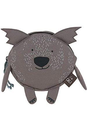 LÄSSIG Kinder Bauchtasche Gürteltasche ab 3 Jahre/Mini Bum Bag About Friends, Cali Wombat