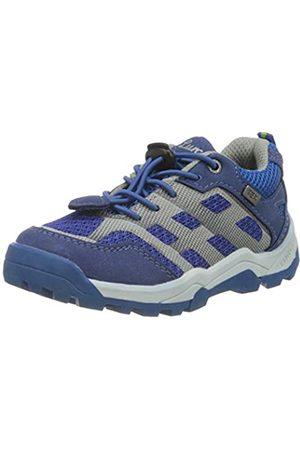 Lurchi Jungen TJARK-TEX Sneaker, (Cobalt White 36)