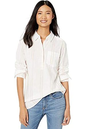 Goodthreads Washed Cotton Popover Tunic button-down-shirts