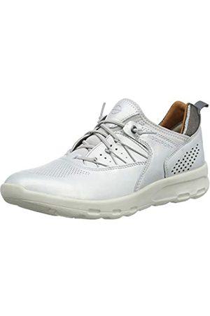 Rockport Damen Lets Walk Womens Bungee Sneaker, (Silver 001)