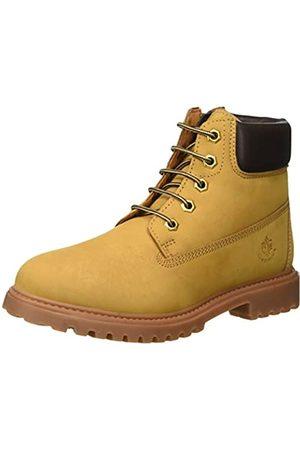 Lumberjack Jungen River Klassische Stiefel, (Yellow Cg001)