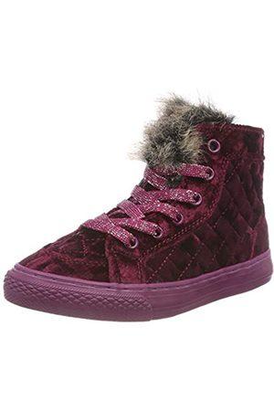 Primigi Mädchen Pgc 24564 Hohe Sneaker, (Amaranto 00)