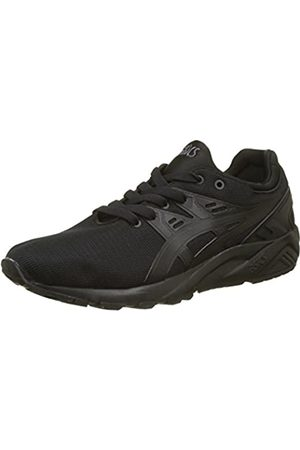 Asics Unisex-Kinder Gel-Kayano Trainer Evo C7A0N-9090 Sneaker, (Black/Black 9090)