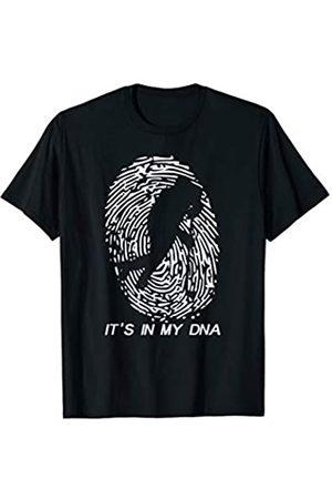 Hockey Tees Ice Hockey - It's In My DNA Shirt Gift Sport Lovers T-Shirt