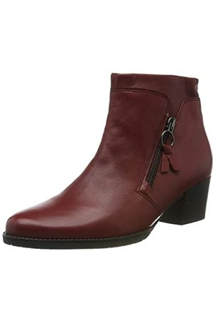 Gabor Shoes Damen Comfort Sport Stiefeletten, (Dark-Red (Micro) 58)