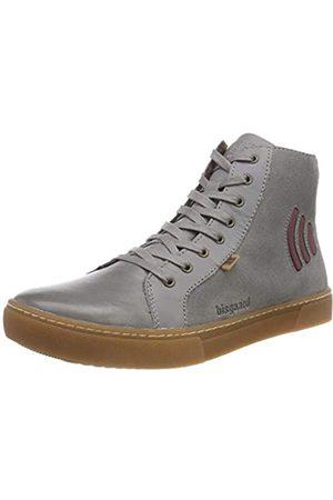 Bisgaard Unisex-Kinder 63102218 Hohe Sneaker, (429 Grey)