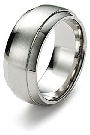Monomania Herren-Ring Edelstahl Gr.49 (15.6) 25370-49