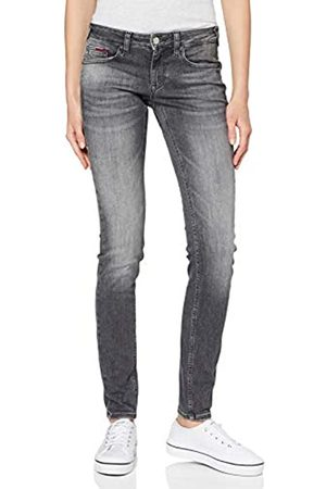 Tommy Hilfiger Damen Sophie Low Rise Skinny Mrckg Straight Jeans