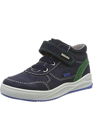 Richter Kinderschuhe Jungen Harry Hohe Sneaker, (Atlantic/Turtle 7201)
