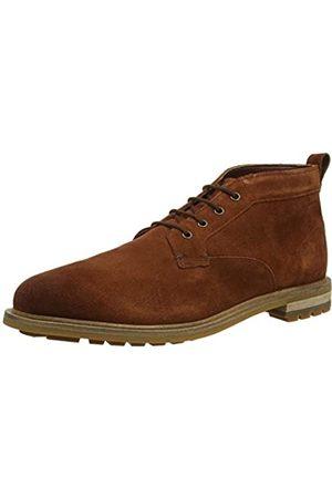 Clarks Herren Foxwell Mid Chukka Boots, (British Tan British Tan)