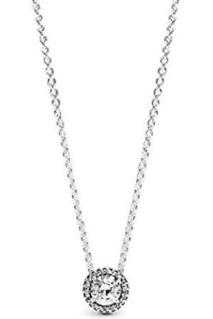 PANDORA Damen Halskette Klassische Eleganz 396240CZ-45