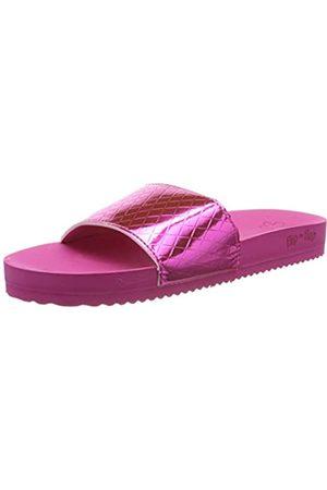flip*flop Damen pooldiamond Pantoletten, Pink (Very Pink 2230)