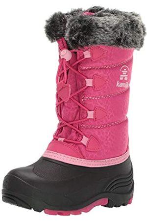 Kamik Mädchen SNOWGYPSY3 Schneestiefel, Pink (Rose Ros)