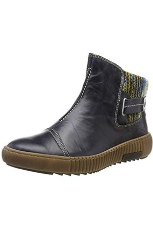 Josef Seibel Damen Maren 07 Chelsea Boots, (Ocean-Kombi Pl88 531)