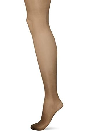 Pretty Polly Damen On The Go 10d Ladder Resist Compression Tight Strumpfhose, 10