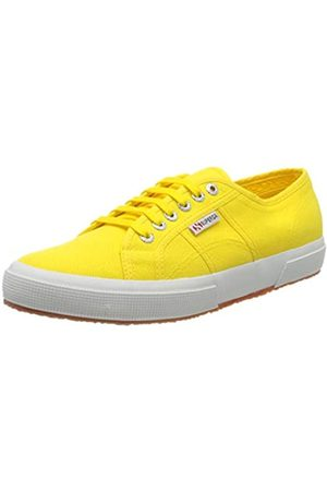 Superga 2750 Cotu Classic, Unisex-Erwachsene Sneaker, (Sunflower 176)