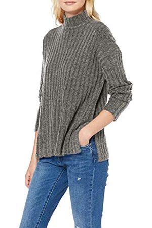 Pieces Damen Pcnew Sanni Ls Wool Knit Noos Pullover