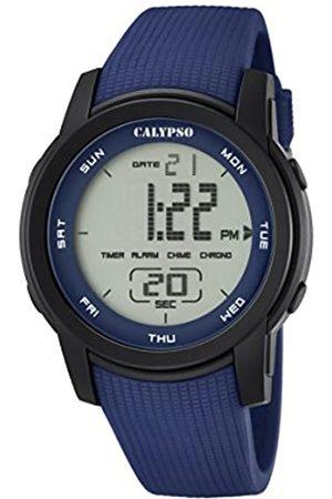 Calypso Unisex Digital Uhr mit Plastik Armband K5698/2