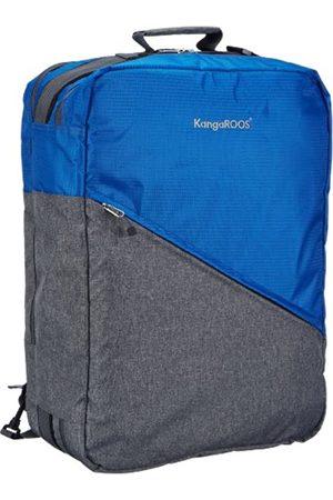 KangaROOS Healy Travel Bag B4027 Unisex-Erwachsene Schultertaschen 35x50x20 cm (B x H x T)