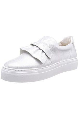 Marc O' Polo Damen 80114463503101 Sneaker, (Silver)