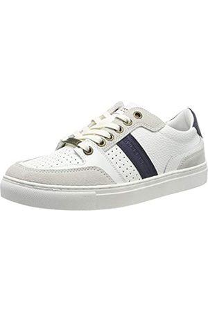 Superdry Herren Edit LACE UP Sneaker, (White 04c)