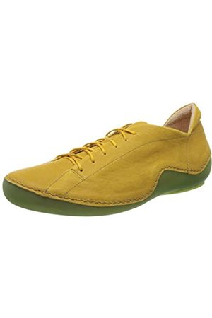 Think! Damen 686062_KAPSL Sneaker, (Safran/Kombi 67)