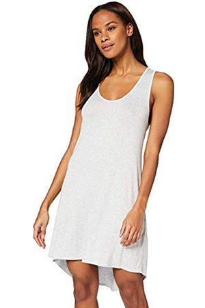 IRIS & LILLY Amazon-Marke: Damen Ärmelloses Nachthemd aus Jersey, XXL