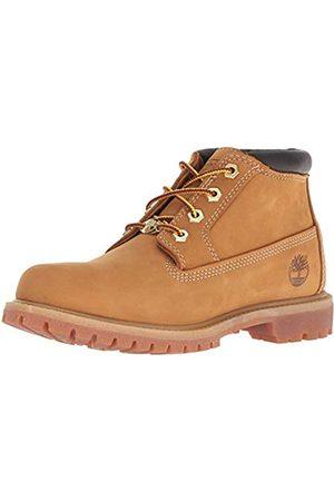 Timberland Damen Nellie Double Chukka Boots, (Wheat)