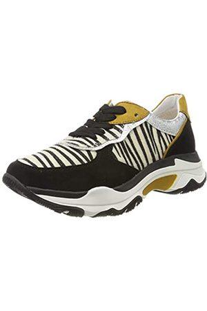 Marco Tozzi Damen 2-2-23746-33 Sneaker, (Black/Zebra 050)