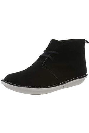 Clarks Damen Step WeltIsle. Hohe Sneaker, (Black Black)