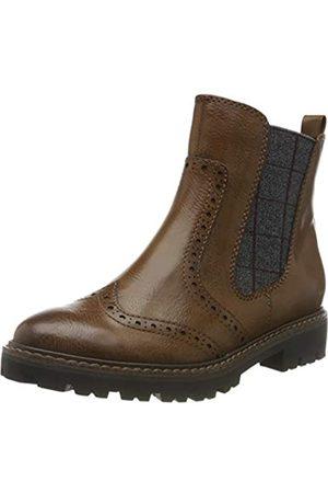 Marco Tozzi Damen 2-2-25403-33 Chelsea Boots, (Cognac Antic 310)