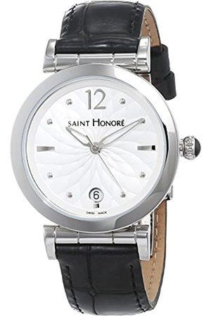 Saint Honore SaintHonoréDamenAnalogQuarzUhrmitLederArmband7520111AFIN
