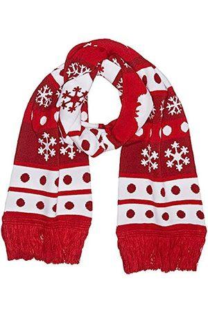 Urban classics Unisex Christmas Scarf Dots Schal