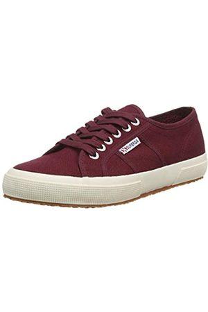 Superga 2750 Cotu Classic, Unisex-Erwachsene Sneaker, (Dark Boredeaux)
