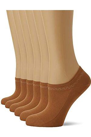 Nur Die Damen 6Er Feines Schuhsöckchen Füßlinge
