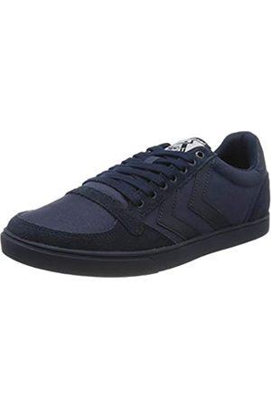 Hummel Unisex-Erwachsene Slimmer Stadil Tonal Low Sneaker, (Dress Blues 8628)