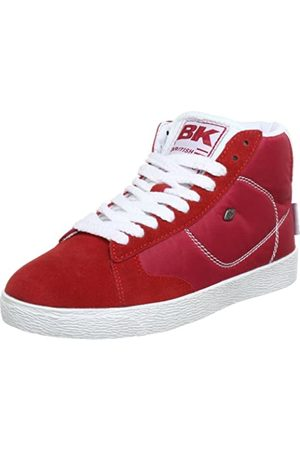 British Knights Unisex-Erwachsene TYPHOON MID High-top, (red 8)