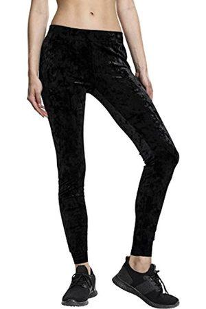 Urban classics TB1734 Damen Ladies Velvet Leggings
