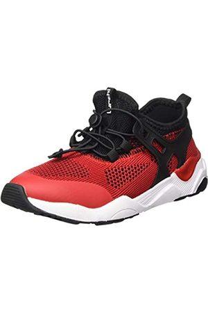 Lurchi Jungen Ludo Sneaker, (Red Black 33)