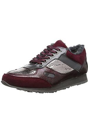 PIAZZA SEMPIONE Damen 850329 Sneakers, (Bordeaux)