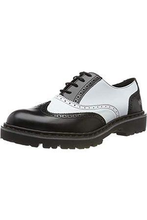 Art Herren C010 City-Leader Cambridge Klassische Stiefel, (White/Black White/Black)