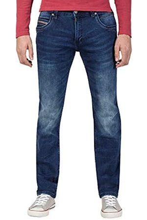 Timezone Herren Regular RyanTZ Straight Jeans