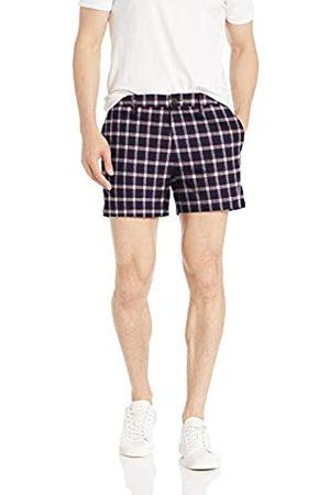 Goodthreads Amazon-Marke - LHerren-Shorts aus Baumwollleinen und bequemem Stretch, Schrittlänge 12,7 cm