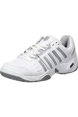 K-Swiss Damen Ks Tfw Accomplish Iii Omni Tennisschuhe, (White/Highrise 01)