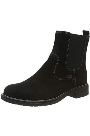 Richter Kinderschuhe Mädchen Mary Chelsea Boots, (Black 9900)