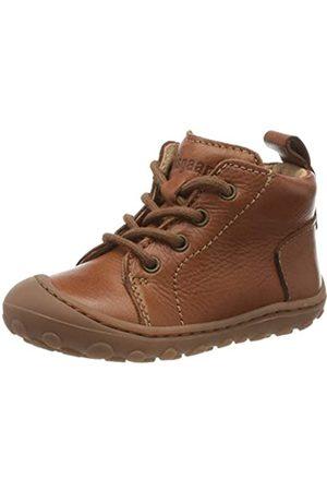 Bisgaard Unisex Baby Gerle Lace Sneaker, (Cognac 66)