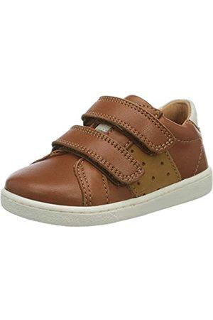Bisgaard Jungen Kadi Sneaker, (Brandy 1301)