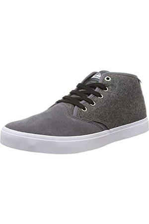 Quiksilver Herren Shorebreak Mid Sherpa - Shoes for Men Klassische Stiefel, (Grey/White/Grey Xsws)